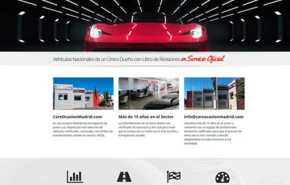 Cars Ocasion Madrid Concesionario de Coches
