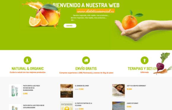 Dietetica Esencial – Centro de Salud y Herbodietética