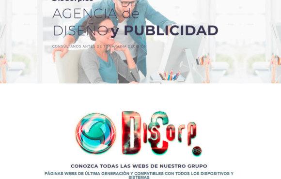 DisCorp.es Diseño Web y Gráfico