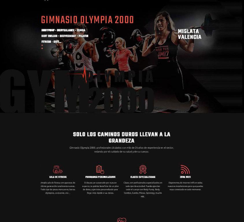 Gimnasio Olympia 2000