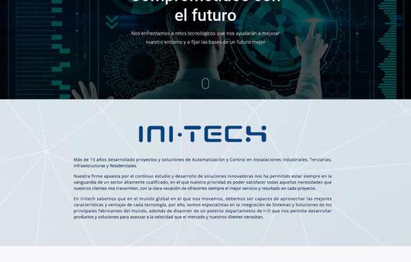 Initech Control