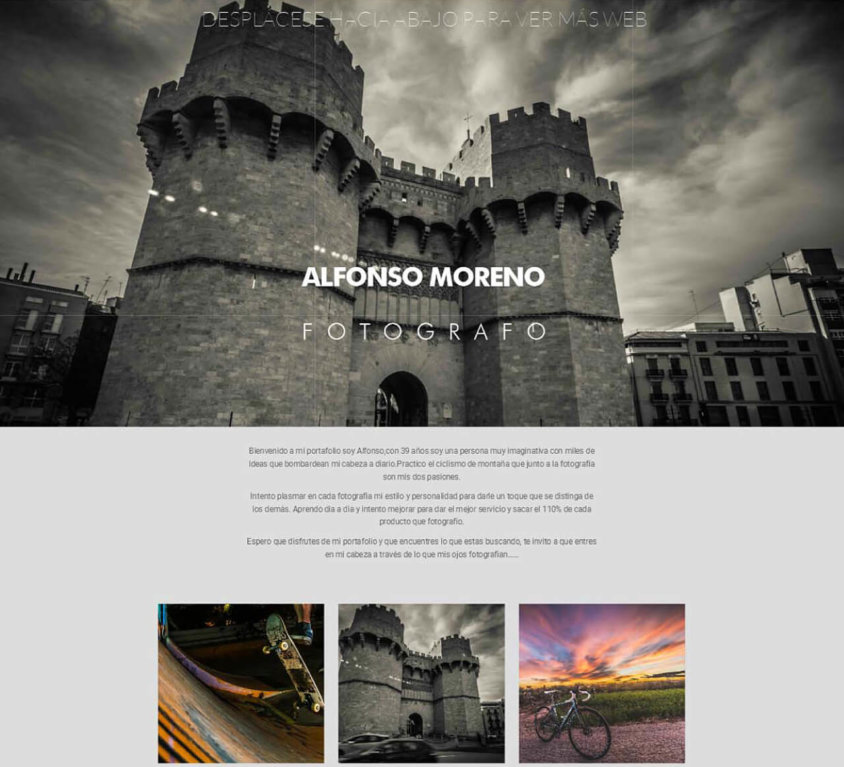 Alfonso Moreno Fotógrafo