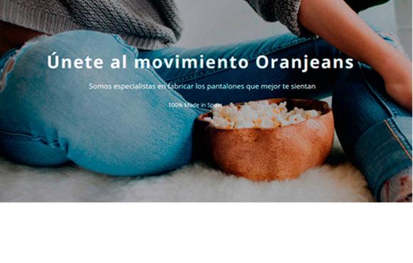OranJeans Pantalones vaqueros para hombre y mujer