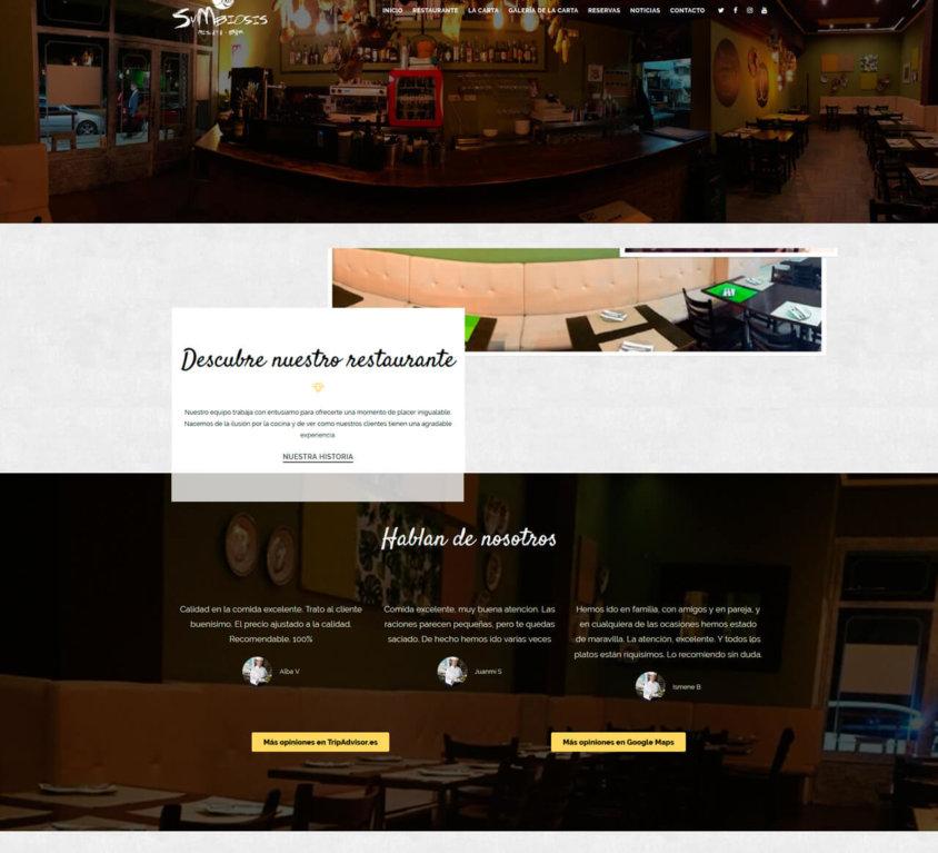 SyMbiosis Restaurante