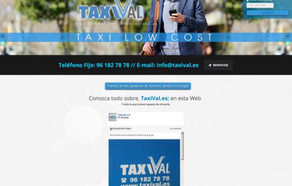 Taxival Servicio de taxi en valencia